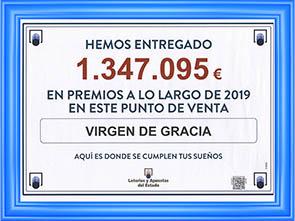 PREMIOS DEL 2019